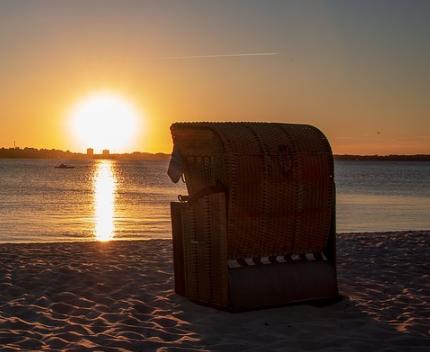 Strandkorb aus Teak von hoher Qualität bei Wodega kaufen
