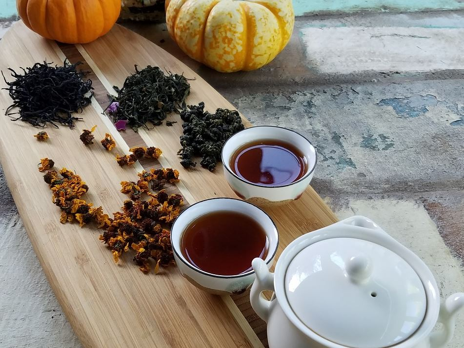 Hochwertiger Schwarzer Tee