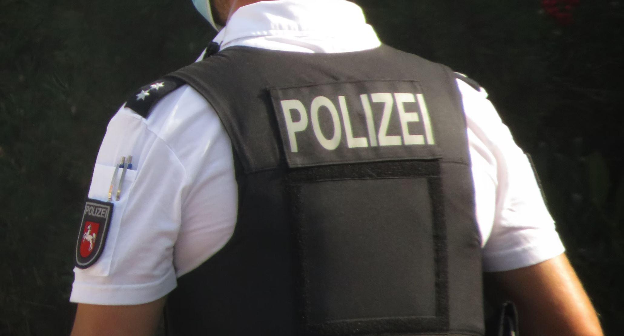 Begrenzungsleuchten sind polizeilich vorgeschrieben